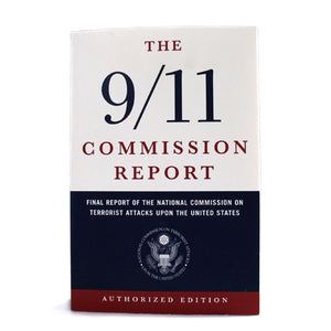 The 9/11 Commission Report: Paperback -  Books & Media at the 9/11 Tribute Museum