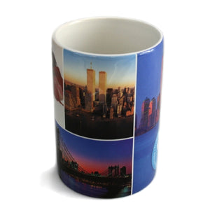 9/11 Tribute Center Picture Mug -  Gifts at the 9/11 Tribute Museum