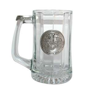 "9/11 Tribute Center ""Never Forget"" Beer Mug -  Gifts at the 9/11 Tribute Museum"