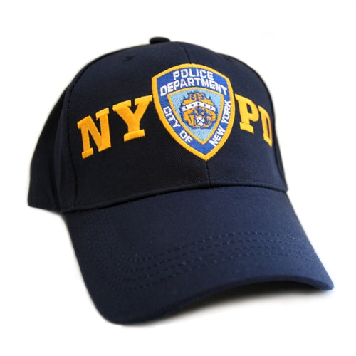 NYPD Baseball Hat -  Apparel at the 9/11 Tribute Museum
