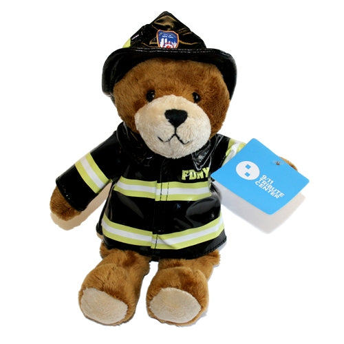 FDNY Teddy Bear -  Gifts at the 9/11 Tribute Museum