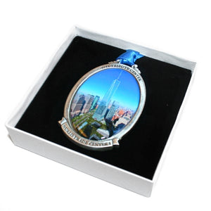 One World Trade Center Ornament -  Gifts at the 9/11 Tribute Museum
