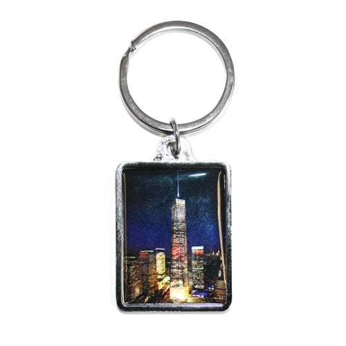 One World Trade Center Keychain -  Gifts at the 9/11 Tribute Museum