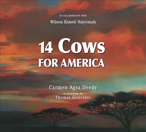 14 Cows for America, by Carmen Agra Deedy -  Books & Media at the 9/11 Tribute Museum