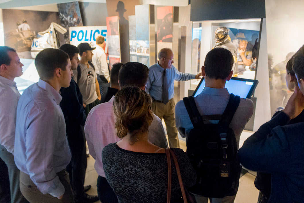 9/11 Day Of Service & Remembrance Donation + Free Museum Admission -   at the 9/11 Tribute Museum