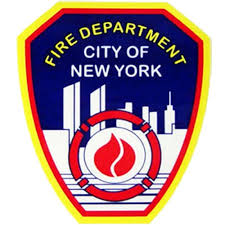 FDNY Emblem Sticker -  Gifts at the 9/11 Tribute Museum