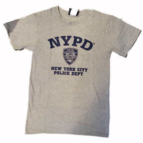 NYPD Training T-Shirt