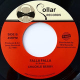 "7"" WENDY CULTURE / CHUCKLEBERRY – Mary Long Tongue / Falla Falla - TRS Records"