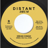 "ERROL HOLT - Congo Dread (7"")"