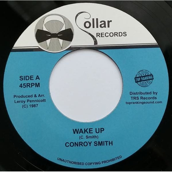 CONROY SMITH - Wake Up - TRS Records