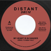 "ERROL HOLT - Heart Is In Danger (7"")"