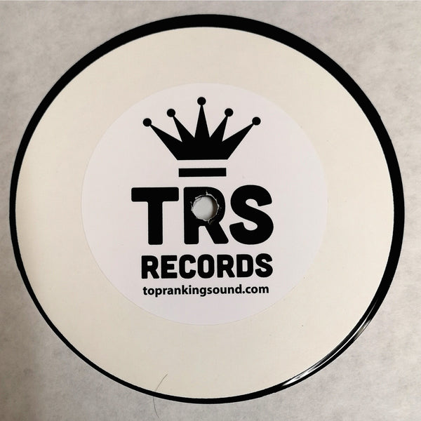 "12"" ISRAEL VIBRATION - Middle East / Greedy Dog (TEST PRESS) - TRS Records"