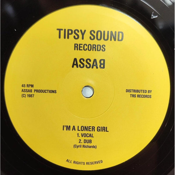 "ASSAB - I'm A Loner Girl / If That Was You (12"")"