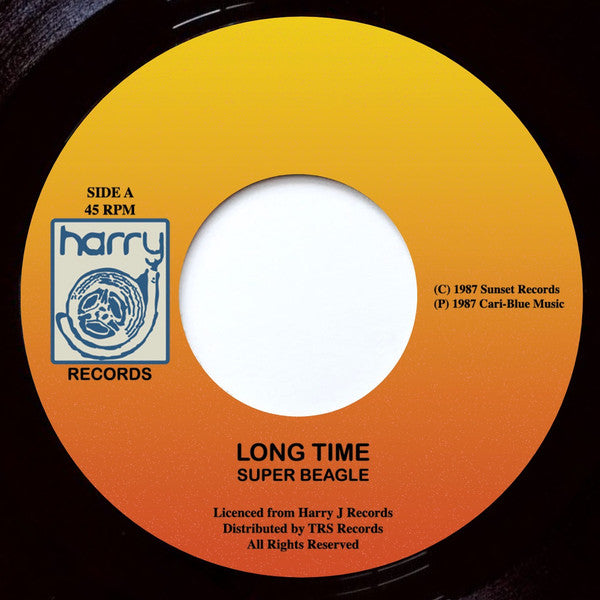"SUPER BEAGLE - Long Time (7"")"