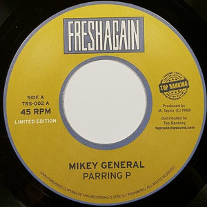 MIKEY GENERAL - Parring P / All Gone