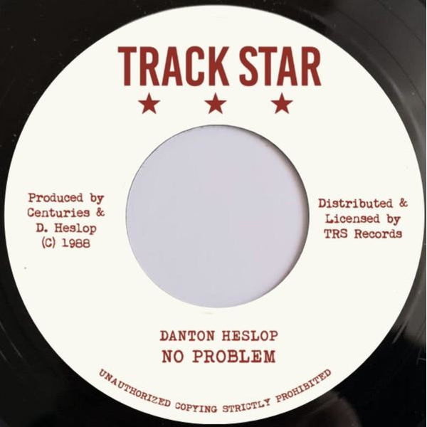 "DANTON HESLOP - No Problem (7"")"