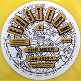 "7"" IRA JONES - The Meek - TRS Records"
