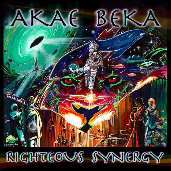 AKAE BEKA - Righteous Synergy (LP)