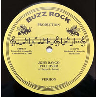 "GREGORY ISAACS / JOHN DAYGO - Disrespectful Woman / Pull Over (12"")"