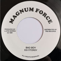 "EDI FITZROY - Bad Boy (7"")"