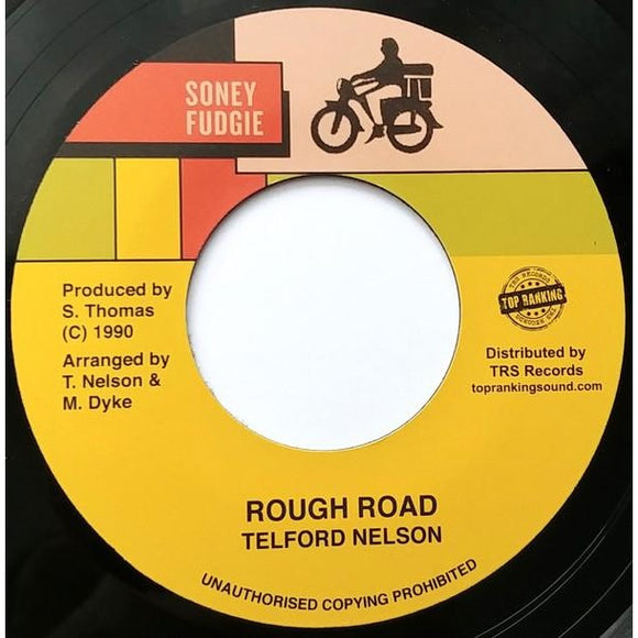TELFORD NELSON - Rough Road - TRS Records