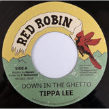 "TIPPA LEE & NARAM - Down In The Ghetto (7"")"