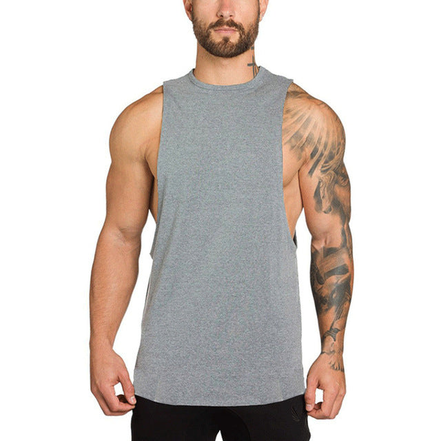 Fitness Tank Top Men