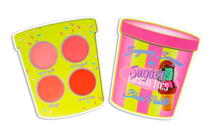 THE ICE CREAM BUCKET BLUSH PALETTE