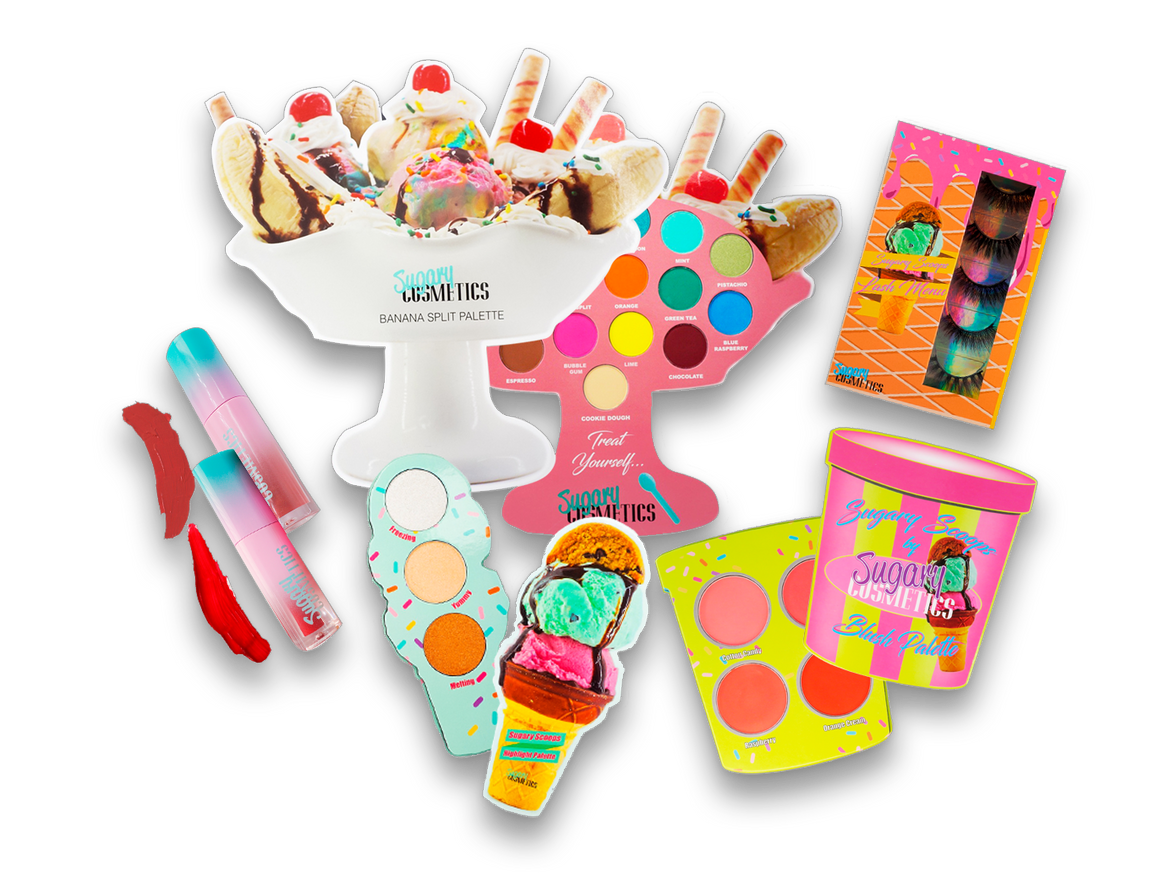 ICE CREAM COLLECTION - BUNDLE