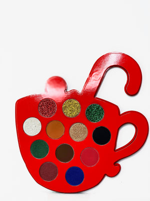 HOLIDAY HOT CHOCOLATE EYESHADOW PALETTE