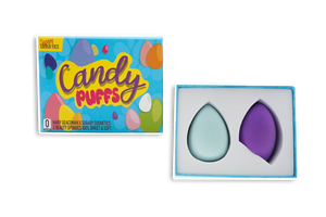 CANDY PUFFS - BEAUTY SPONGES| MARY GEACOMAN X SUGARY COSMETICS MOVIE NIGHT