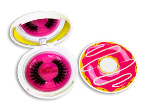DONUT LASHES - STRAWBERRY ICED