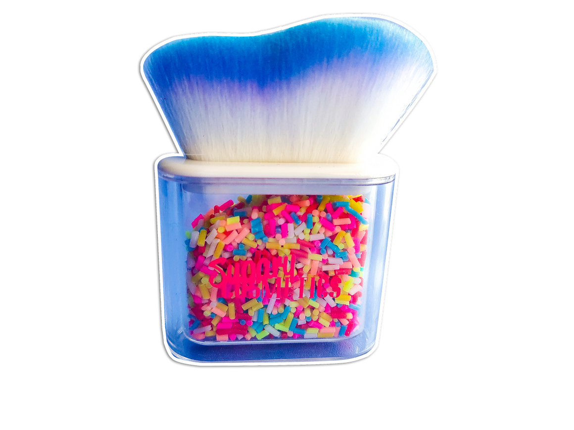 SPRINKLES ON TOP-  multipurpose makeup brush