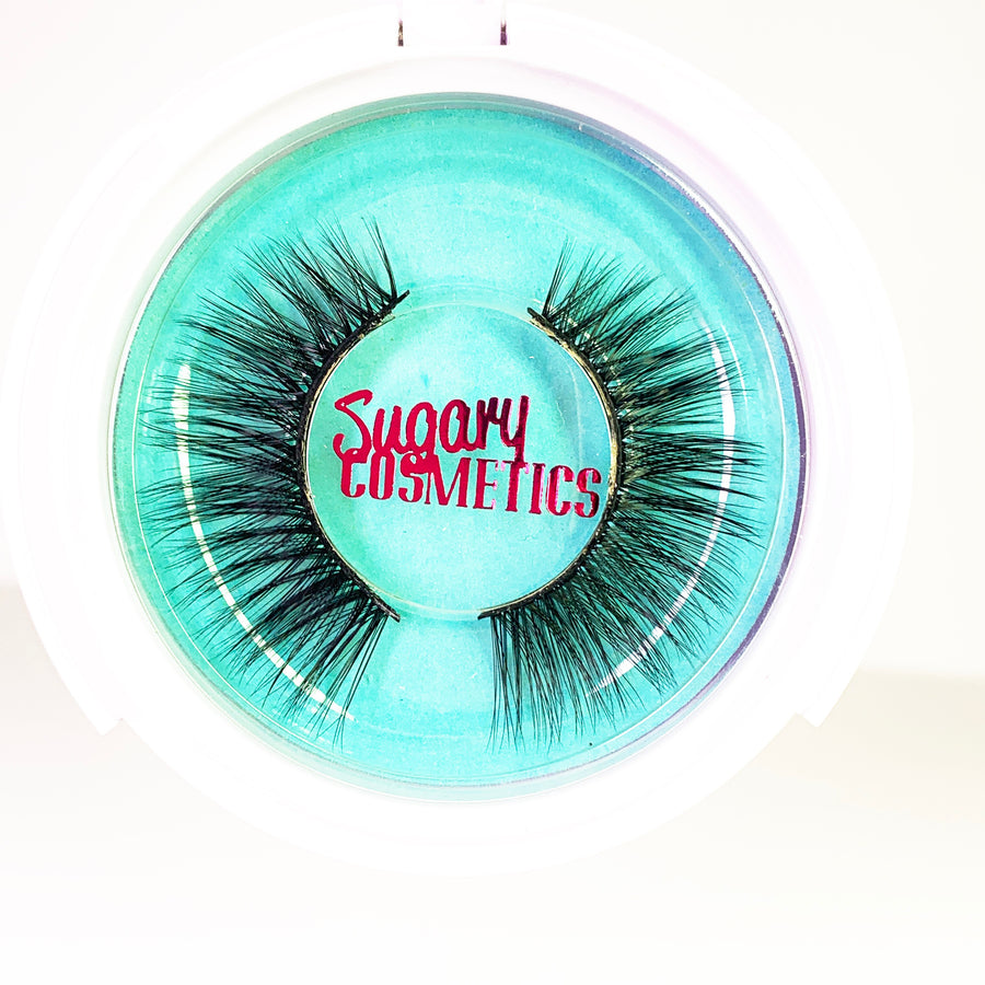DONUT LASHES - BLUE RASPBERRY