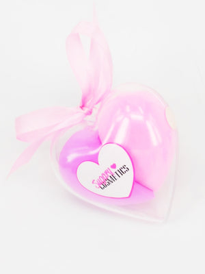 SWEETHEART BEAUTY SPONGE SET WITH CASE