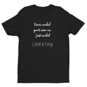 Empathy Shirt - A.D. Vibez LLC
