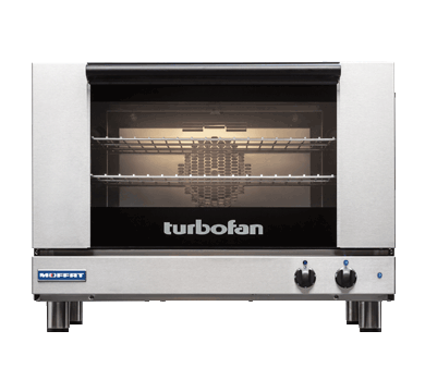 E27M3 - Full Size Tray Manual Electric Convection Oven
