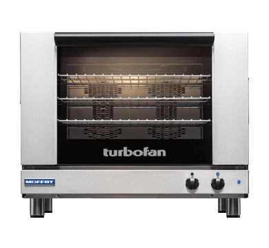 E28M4 - Full Size Tray Manual Electric Convection Oven