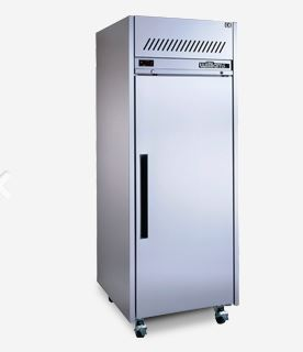 Gastronorm Upright Freezer 610L
