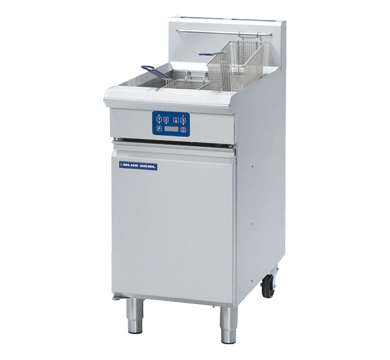 GT45 - 450mm Vee Ray Single Pan Gas Fryers