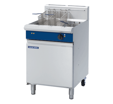 GT60-HPO - 600mm Vee Ray Single Pan High Performance Gas Fryers