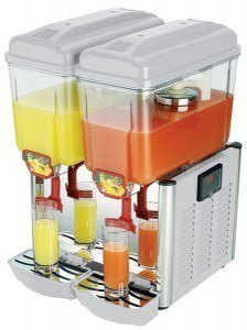 Refrigerated Juice Dispensers