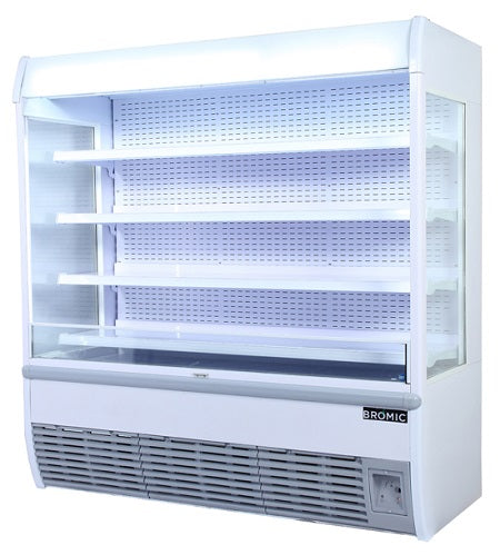 ECO Open Chiller Displays IARP