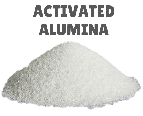 Activated Alumina for Fluoride Removal