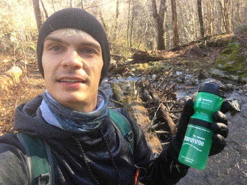 Best Hiking Water Bottle with Filter