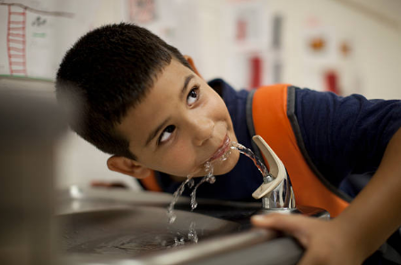 No More Lead in DC public school water
