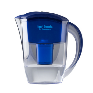 Aquaspace Ion Carafe Alkaline Water Filter Pitcher