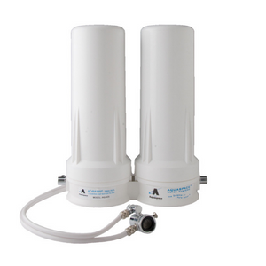 AQUARIUS TWIN Countertop Water Filter