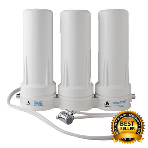 AQUARIUS TRIPLE PLUS Countertop Water Filter