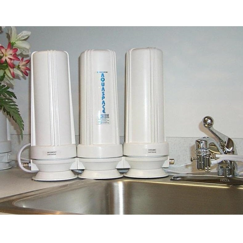 Aquarius Triple With Fluoride Amp Microbial Reduction Amp Aquatomic Magnets Aquaspace Water Systems